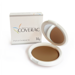 Coverac Polvo Compact Mujer