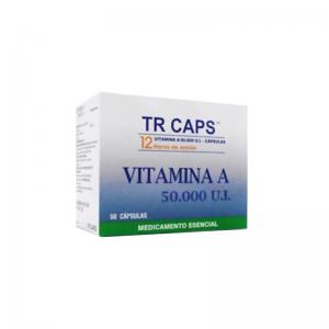 Tr Caps Vitamina A