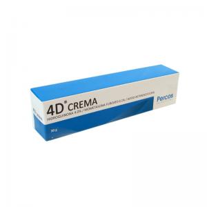 4D Crema Despigmentante