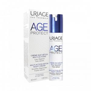 Uriage Age Protect Crema Noche